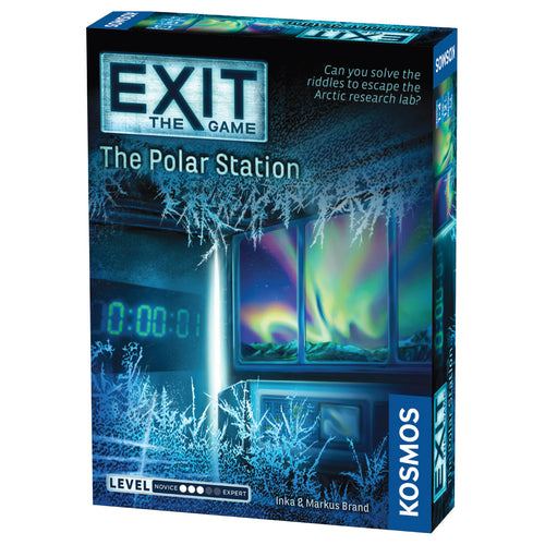 Exit: The Polar Station from Kosmos