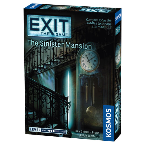 Exit: The Sinister Mansion from Kosmos