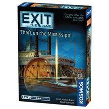Load image into Gallery viewer, Exit: Theft on the Mississippi from Kosmos