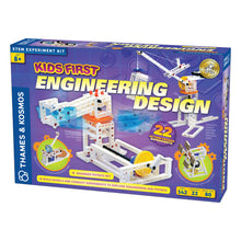 Load image into Gallery viewer, Kids First Engineering Design Set from Thames & Kosmos