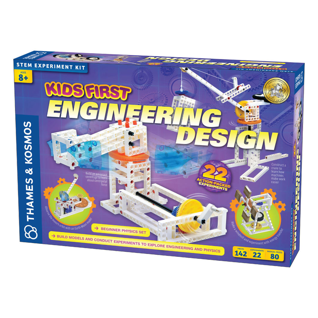 Kids First Engineering Design Set from Thames & Kosmos