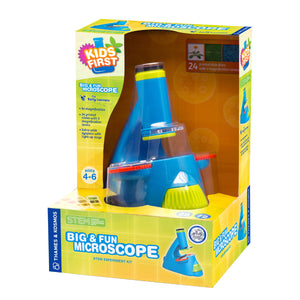 Kids First Big & Fun Microscope from Thames & Kosmos