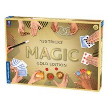 Load image into Gallery viewer, Magic: Gold Edition 150 Tricks from Thames & Kosmos