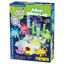 Load image into Gallery viewer, Ooze Labs Alien Slime Lab from Thames & Kosmos