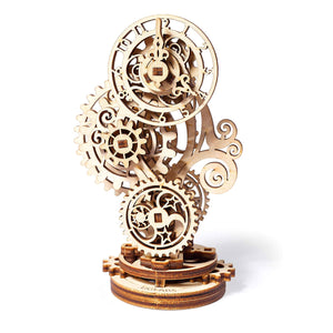 UGears Steampunk Clock Mechanical Model
