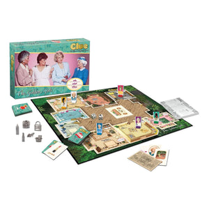 Clue: Golden Girls from USAOpoly