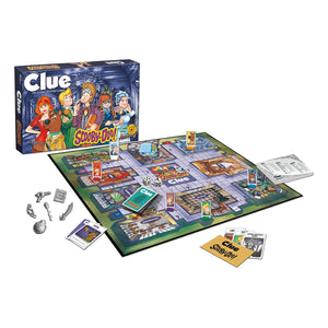 Clue: Scooby Doo from USAOpoly