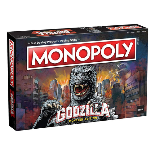 Monopoly: Godzilla from USAOpoly