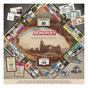 Monopoly: National Parks 2020 Special Edition from USAOpoly
