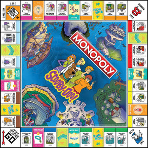 Monopoly: Scooby Doo from USAOpoly