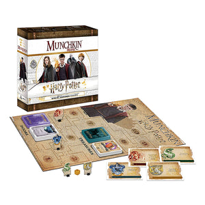 Munchkin: Harry Potter Deluxe Edition from USAOpoly