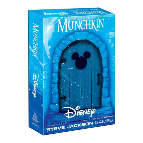 Munchkin: Disney Edition from USAOpoly