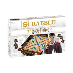 Scrabble: The World of Harry Potter from USAOpoly