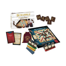 Load image into Gallery viewer, Scrabble: The World of Harry Potter from USAOpoly