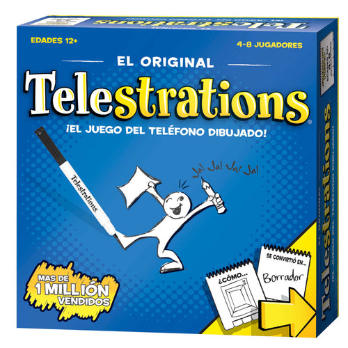 Telestrations Spanish Edition from USAOpoly