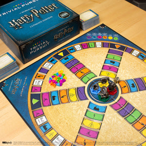 Trivial Pursuit: The World of Harry Potter Ultimate Edition from USAOpoly