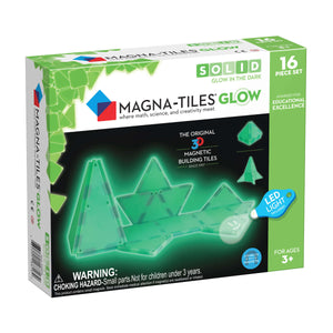 Magna-Tiles Glow 16 Piece Set from Valtech