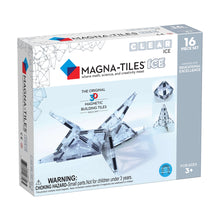 Load image into Gallery viewer, Magna-Tiles Ice 16 Piece Set from Valtech