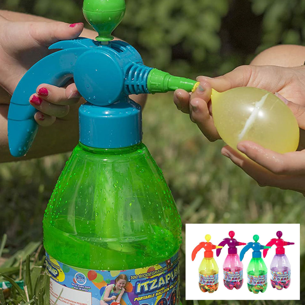 ItzaPump 300 Water Balloon Filling Station