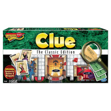Load image into Gallery viewer, Clue Classic Edition from Winning Moves/Hasbro