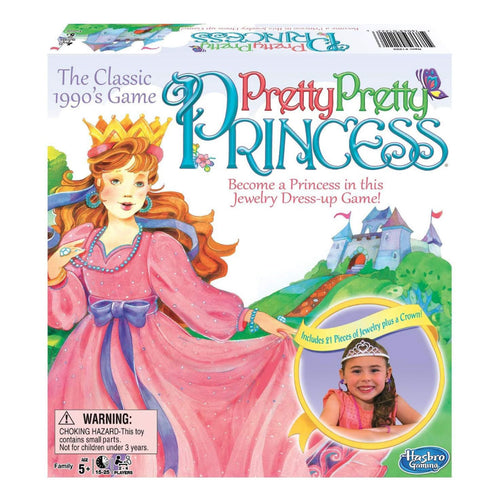 Pretty Pretty Princess Game from Winning Moves/Hasbro