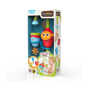 Flow N Fill Spout Bath Toy from Yookidoo