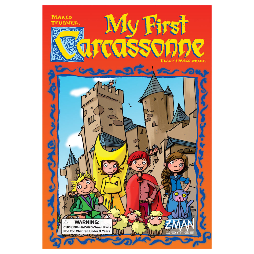 My First Carcassonne from Z-Man Games
