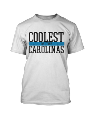 COOLEST OF THE CAROLINAS / [WHITE]