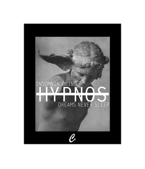 HYPNOS TEE WHITE - Crave Clothing Line  - 2