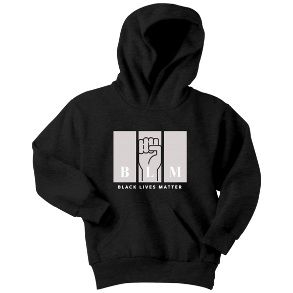 Black Lives Matter Hoodie for Kids YOUTH BLM Black Lives Matter Hoodie