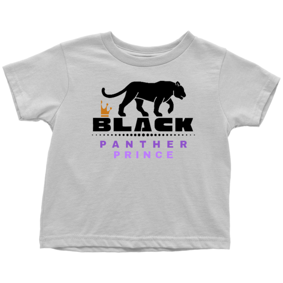 Black Panther T-Shirt for Kids Wakanda Forever TODDLER T-Shirt Black Panther Prince Shirt