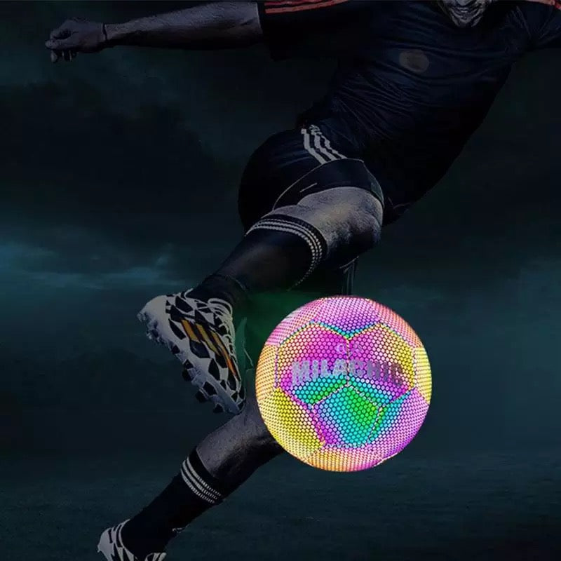TRENDY CITY™ HOLOGRAPHIC SOCCER BALL