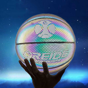 TRENDY CITY™ HOLOGRAPHIC BASKETBALL