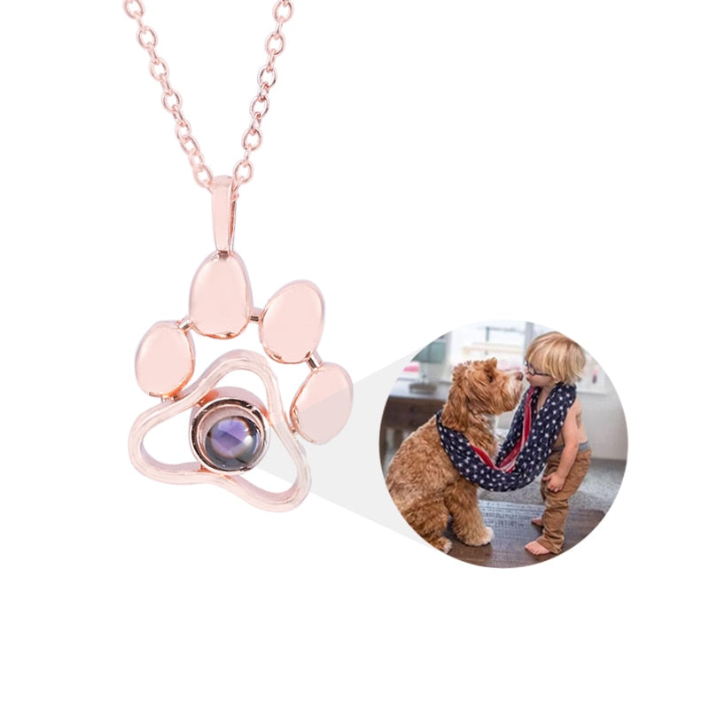 TRENDY CITY™ PET LOVER NECKLACE