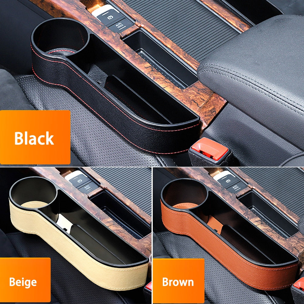 TRENDY CITY SLEEK CAR GAP ORGANIZER