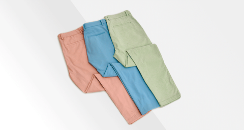 Colorful Chinos