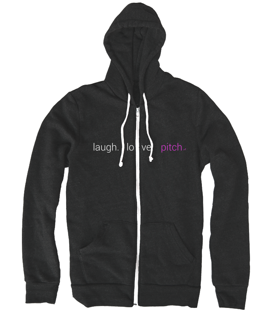 love. laugh. pitch
