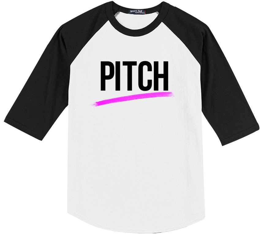 Pitch Baseball Tee