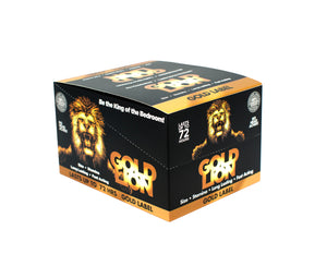 Gold Lion Liquid Shot For Him - Case of 12