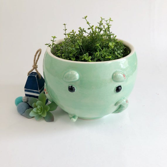 Octopus Planter/Bowl - Large