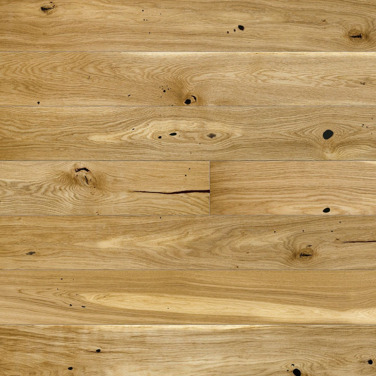 Matt Lacquered Engineered Hardwood Flooring