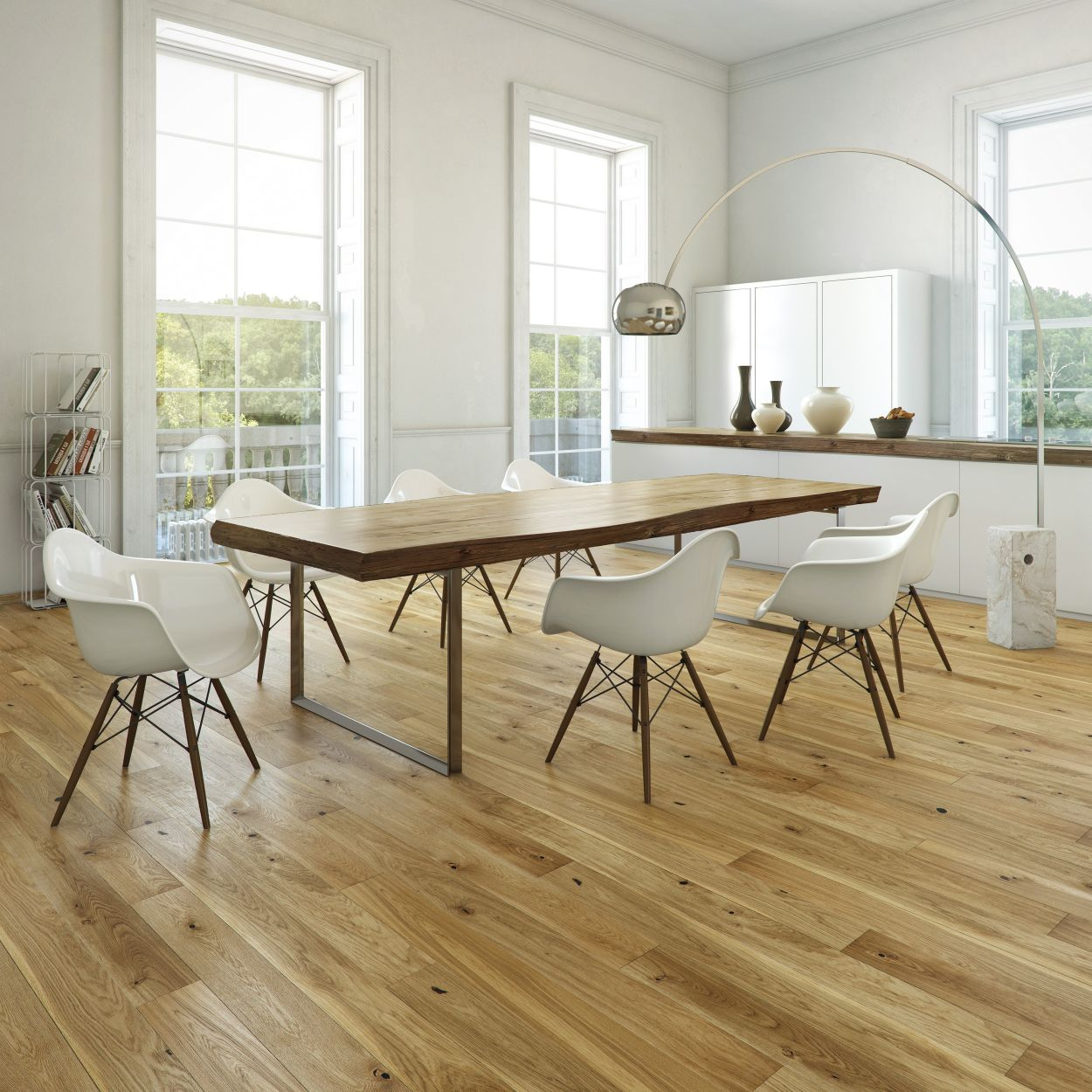 Oiled natural engineered board (5351827865757)