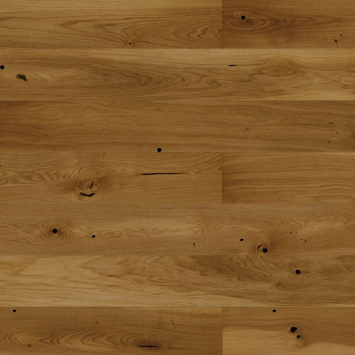 Dark matt lacquered engineered wood board