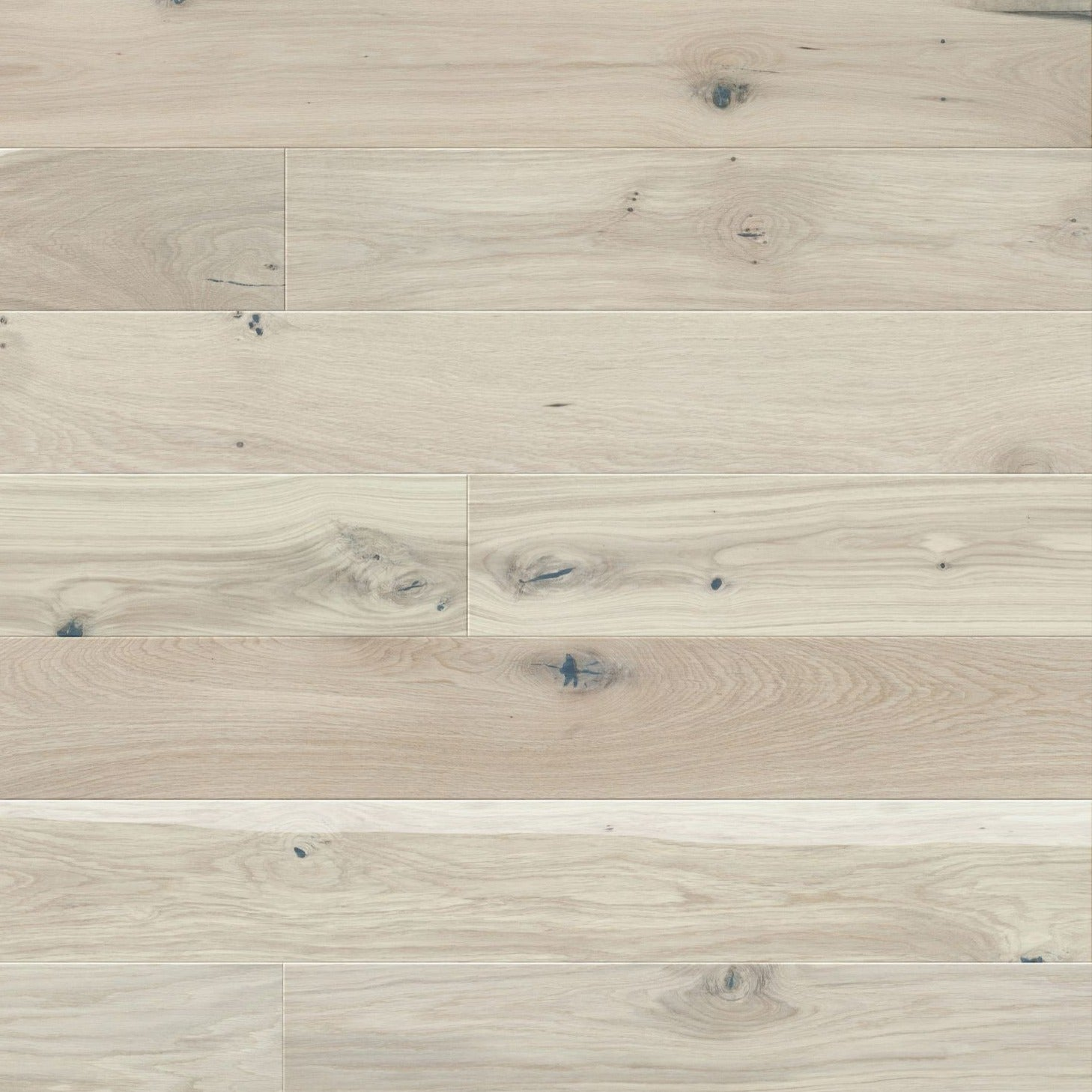Light oak flooring