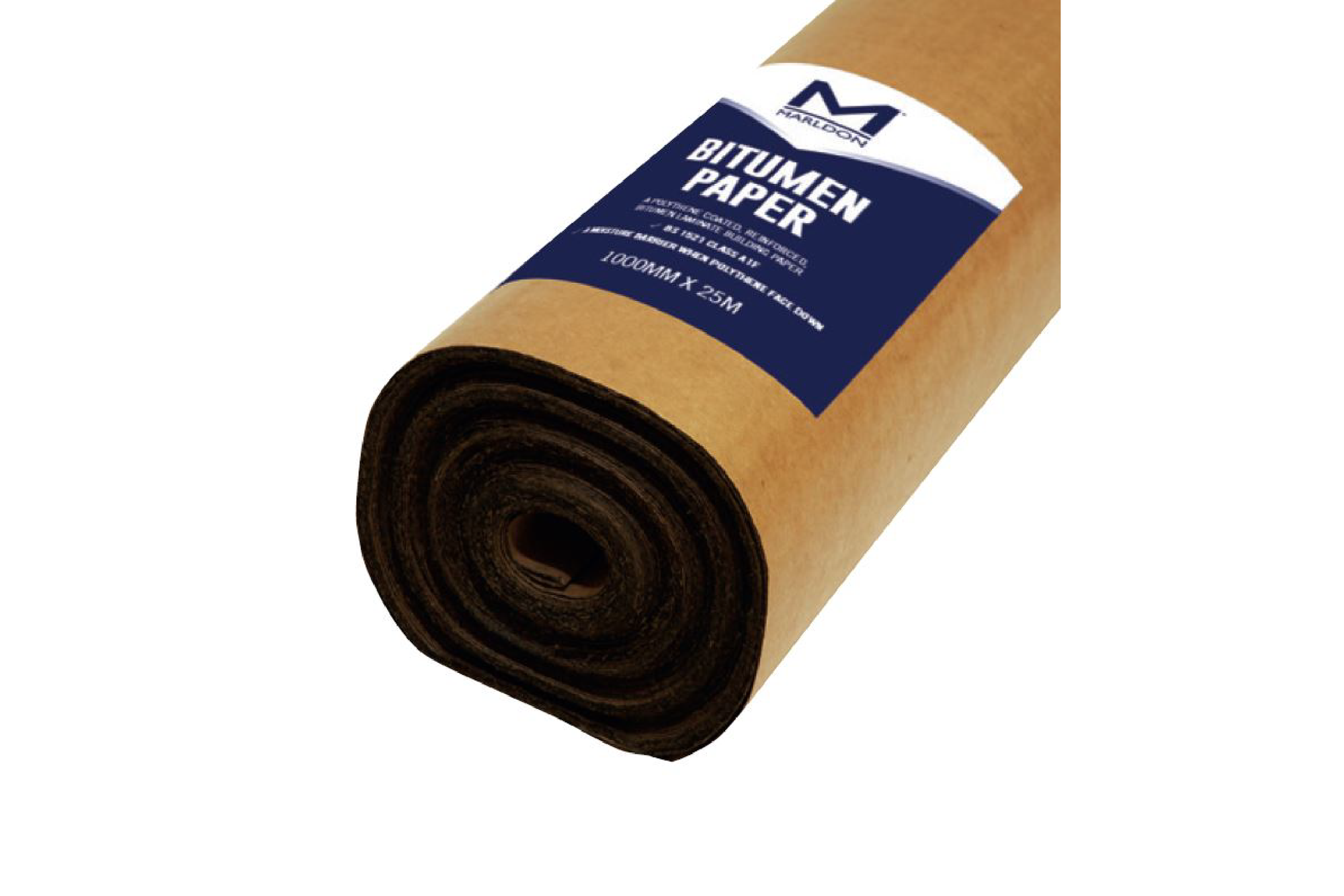 Bitumen Paper 1000mm x 25m Length