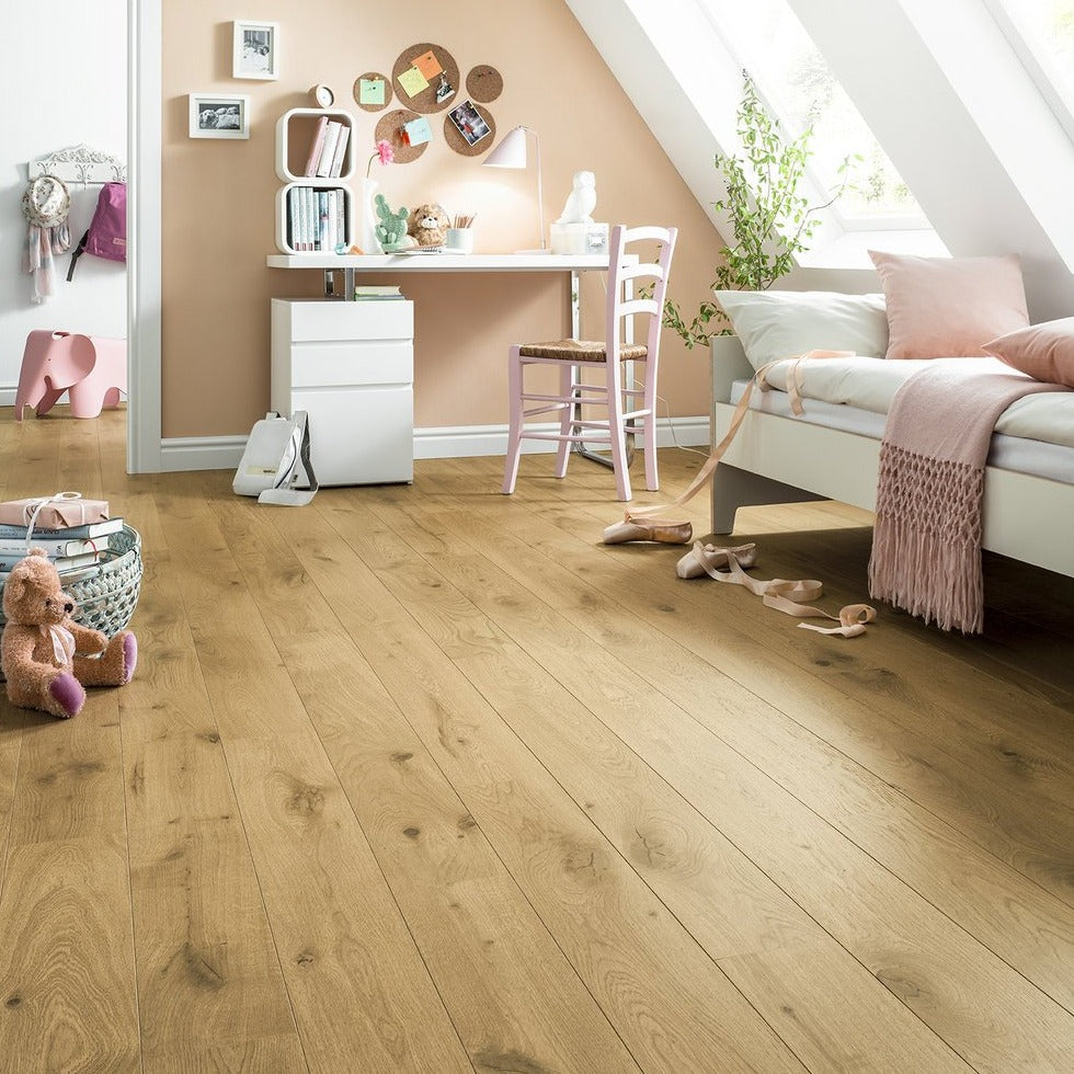 Parky Deluxe Umber Oak