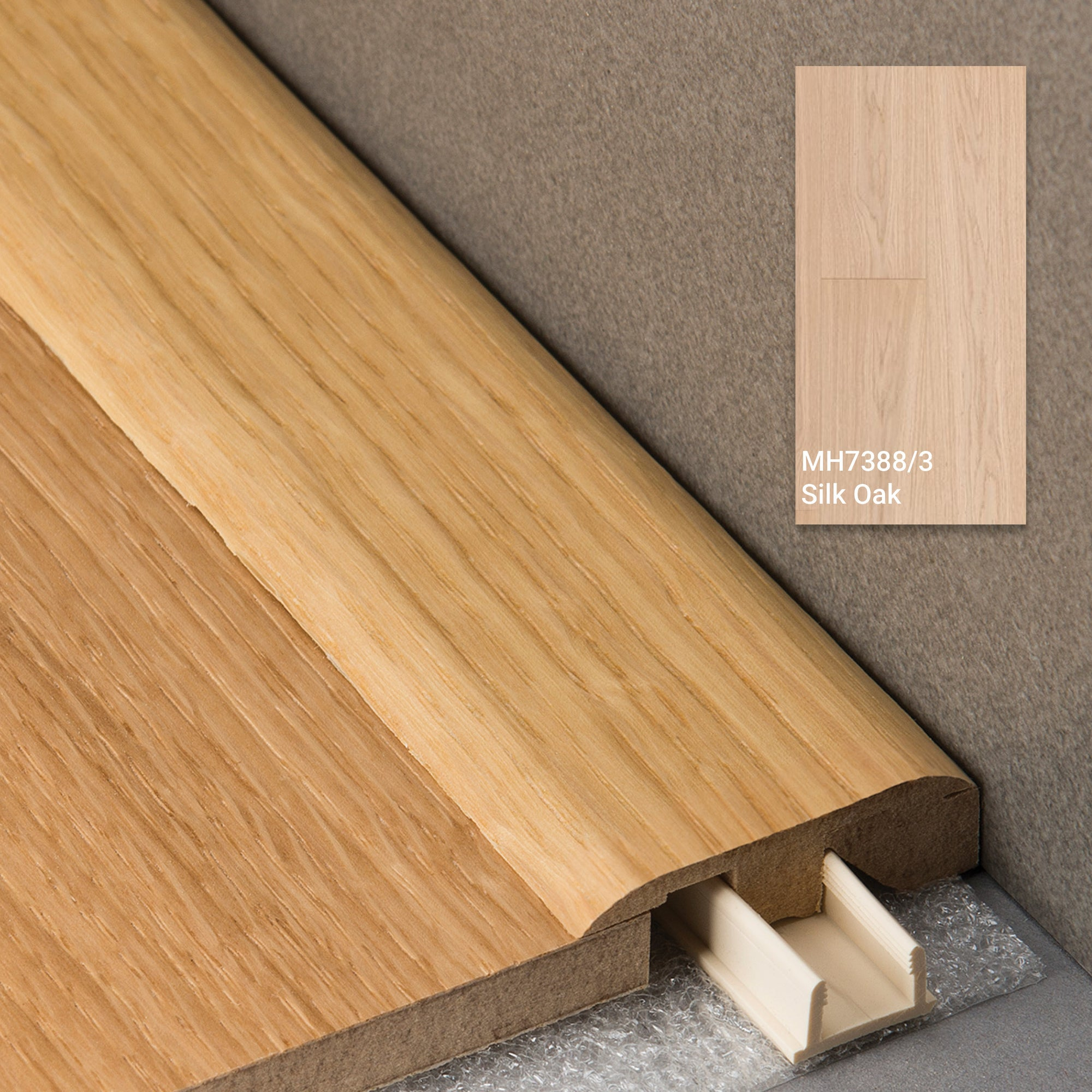 3 in 1 Profile Silk Oak 2150mm Length