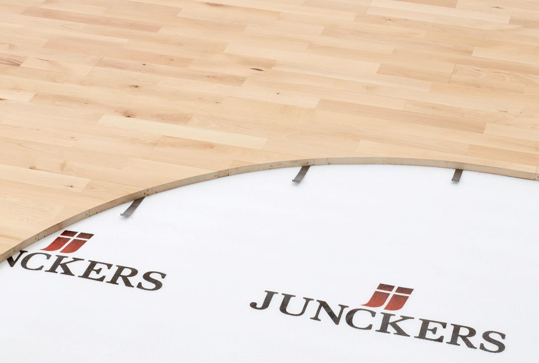 Junckers Nordic Oak Classic 15mm