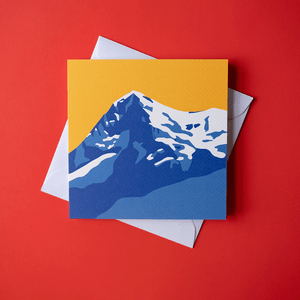 EIGER - Yellow - Card