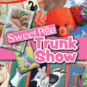 We've Announced Our Sweet Pea Trunk Show and We're Excited